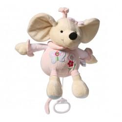 Zabawka edukacyjna  z pozytywką Myszka