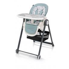 Krzesełko do karmienia  PENNE  turkus