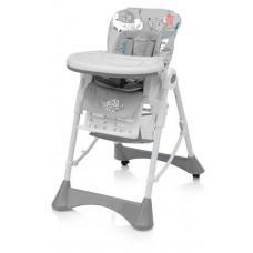 Krzesełko do karmienia PEPE  grey