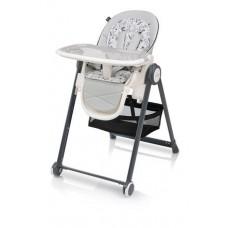 Krzesełko do karmienia  PENNE  grey