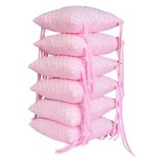 Ochraniacz panelowy różowy