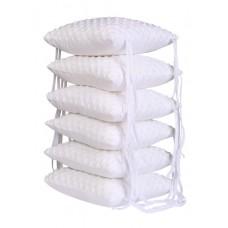 Ochraniacz panelowy biały