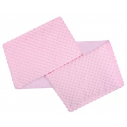 Ochraniacz minky '+ bawełna różowy