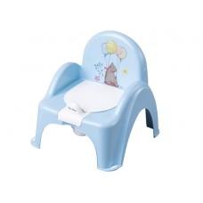 Nocnik krzesełko leśna opowieść  j.niebieski