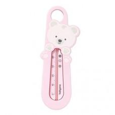 Termometr do wody różowy