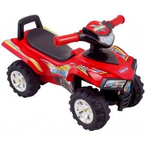 Pojazd dla dzieci jeep  czerwony