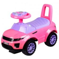 Pojazd jeżdzik  dla dzieci różowy