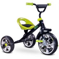 Rowerek 3-kołowy zielony