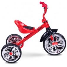 Rowerek 3-kołowy czerwony