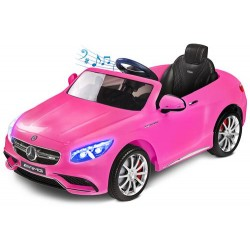 Pojazd na akumulator Mercedes AMG 563 Pink różowy