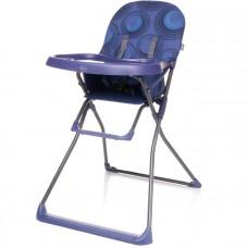 Krzesełko do karmienia Flower XVI Dark Purple fioletowe