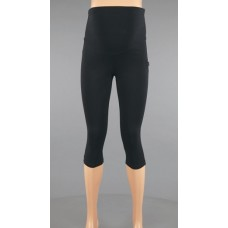 Spodnie  legginsy  ciążowe  krótkie