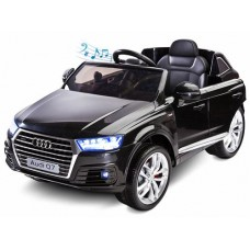 Pojazd na akumulator Audi Q7 Black czarna