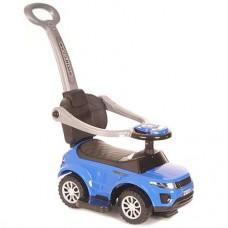 Pojazd samochodzik z dźwiękiem niebieski