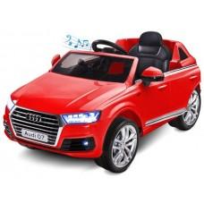 Pojazd na akumulator Audi Q7 Red czerwony