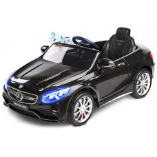 Pojazd na akumulator Mercedes AMG 563 Black czarny
