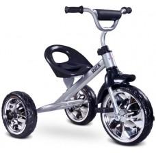 Rowerek 3-kołowy szary