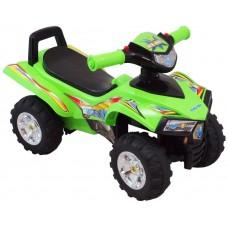 Pojazd dla dzieci jeep zielony