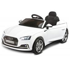 Pojazd na akumulator AUDI S5 biały