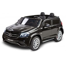 Pojazd na akumulator MERCEDES GLS63 czarny