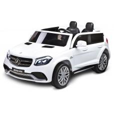 Pojazd na akumulator MERCEDES GLS63  biały