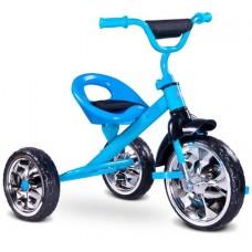 Rowerek 3-kołowy niebieski